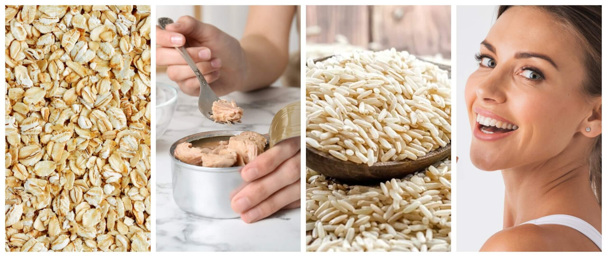 Dietas saludables y económicas: alimentos recomendados