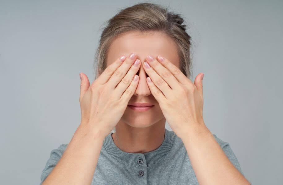 Ejercicios para la salud de tus ojos.