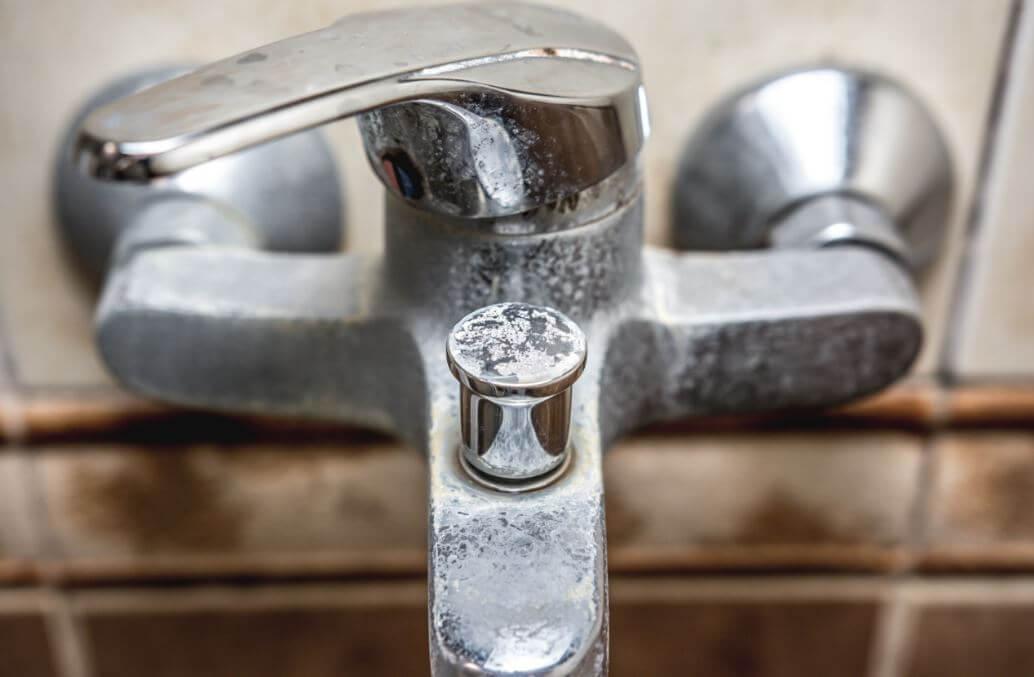 Cómo eliminar el sarro del baño de manera natural