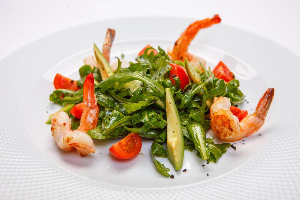 Las ensaladas contribuyen a tener una buena dieta.