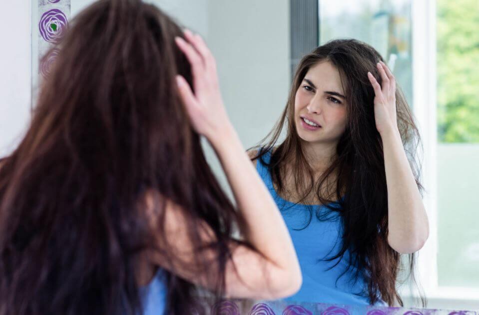 Soluciones rápidas para evitar el pelo encrespado
