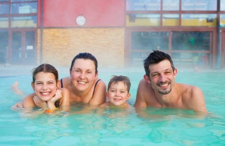 Beneficios para la salud de las aguas termales