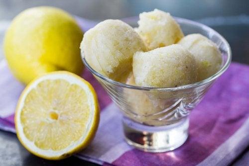 Recetas de helado de limón para sorprender a tus hijos