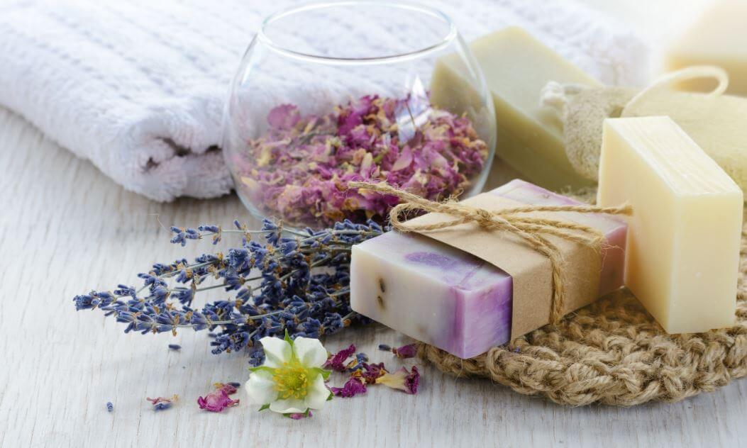 3 jabones naturales que puedes hacer en casa