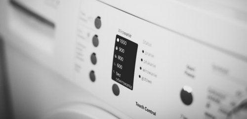 programa de la lavadora