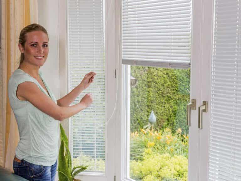5 consejos para limpiar tus persianas