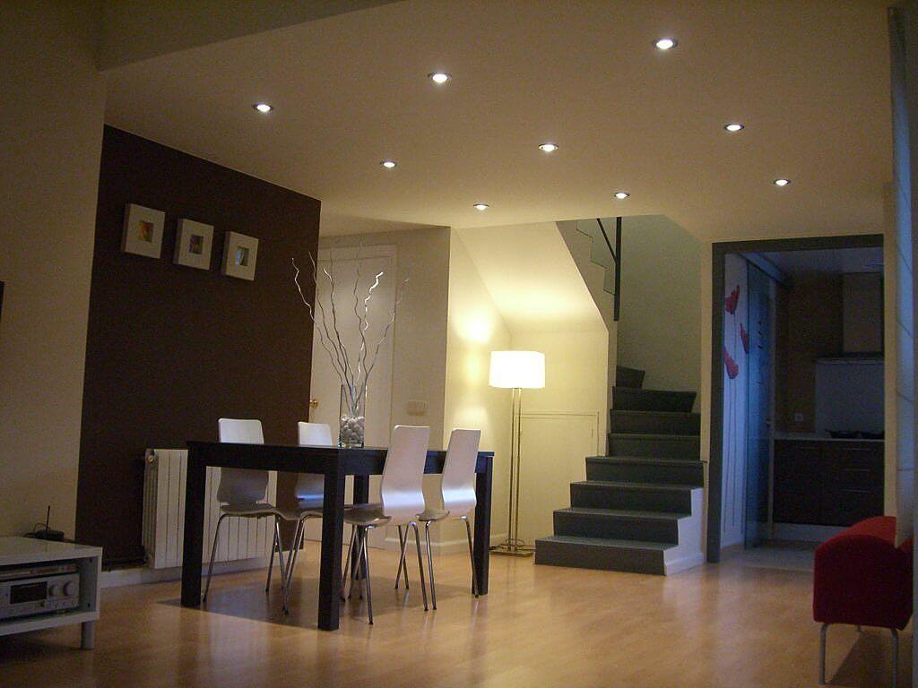 Salón iluminado: hogar más acogedor