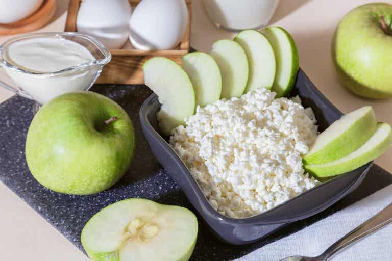 5 snacks que favorecen la pérdida de peso