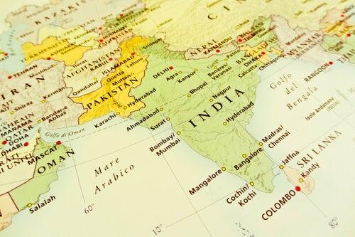 El beso de Singapur nació en la India.