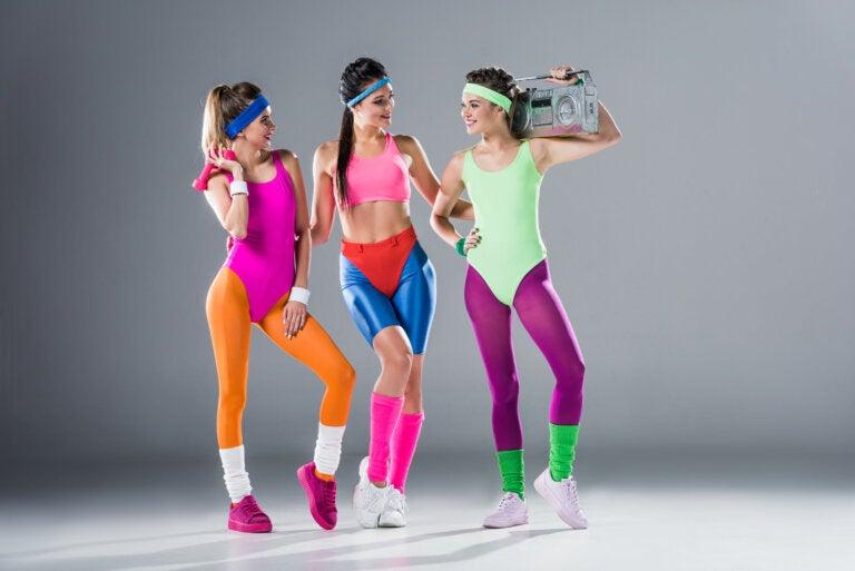 Los aeróbicos y sus beneficios mentales y corporales