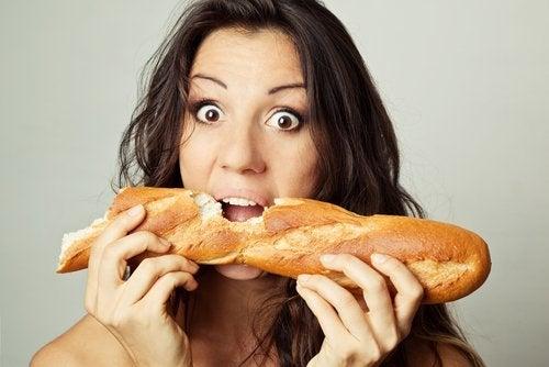¿Por qué no es bueno consumir pan?