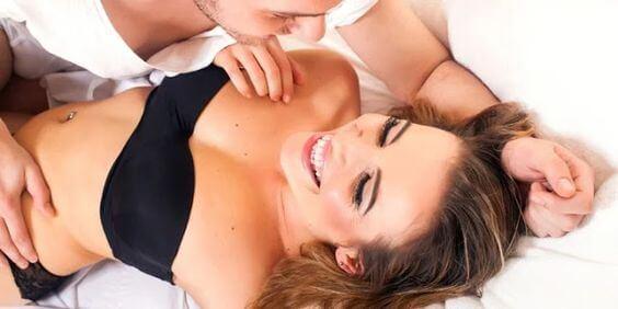Sexo oral.