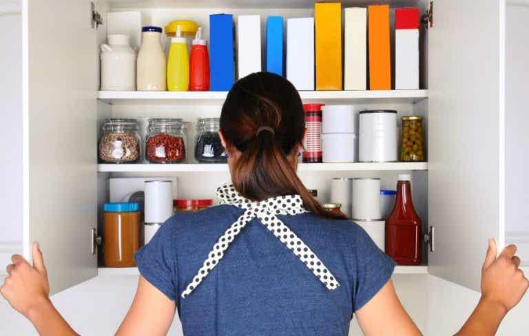 Organiza tu despensa con estos sencillos trucos