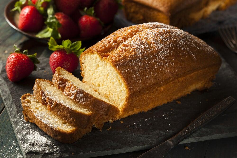 Recetas varias de pan dulce casero
