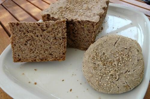 É melhor consumir pão com trigo100%integral