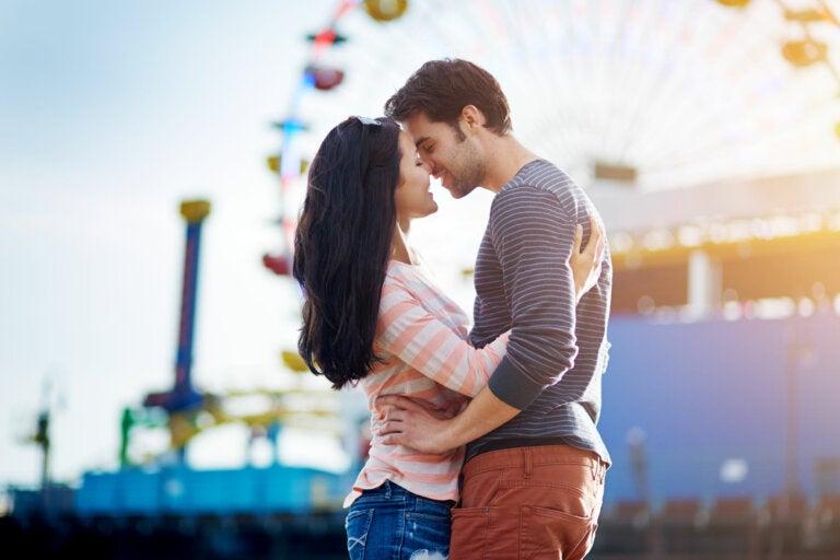 Descubre por qué besar es bueno para nuestra salud