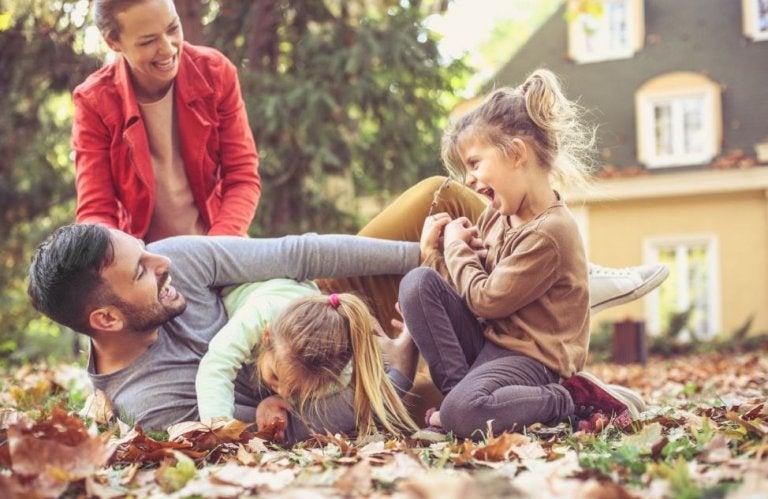 8 actividades en el jardín para pasar tiempo en familia