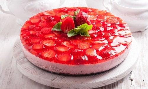 recetas con gelatina