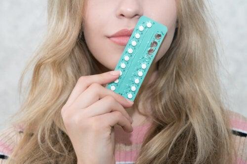 Efectos secundarios pastillas anticonceptivas