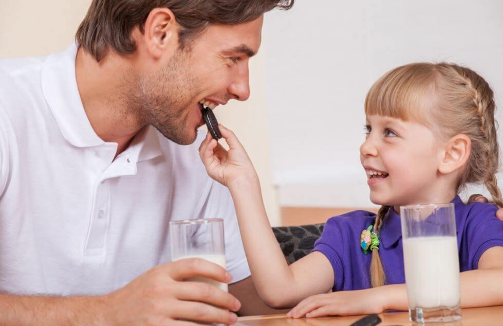 Postres perfectos para compartir en familia.