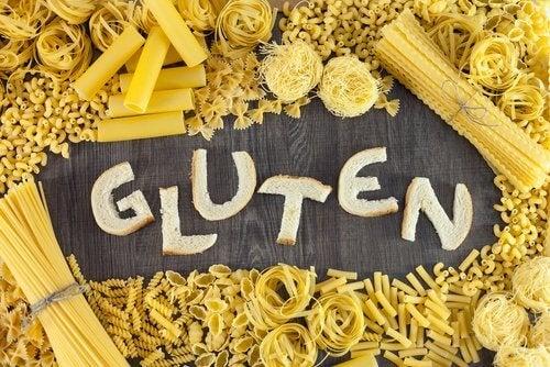 Não é bom consumir pão que contenha glutem