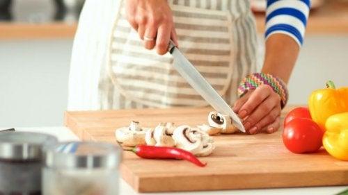 3 recetas deliciosas con champiñones