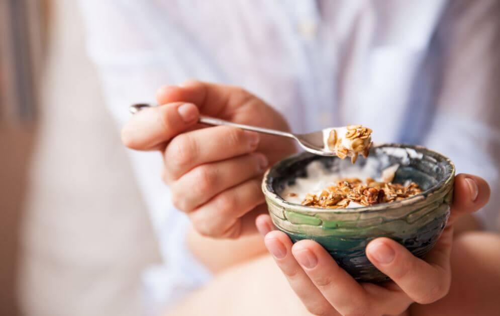 4 deliciosas recetas con granola
