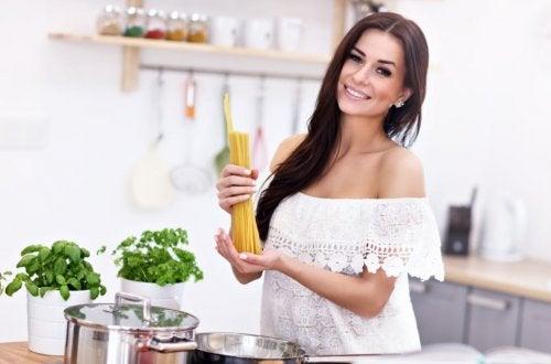 4 formas de preparar pasta de manera diferente
