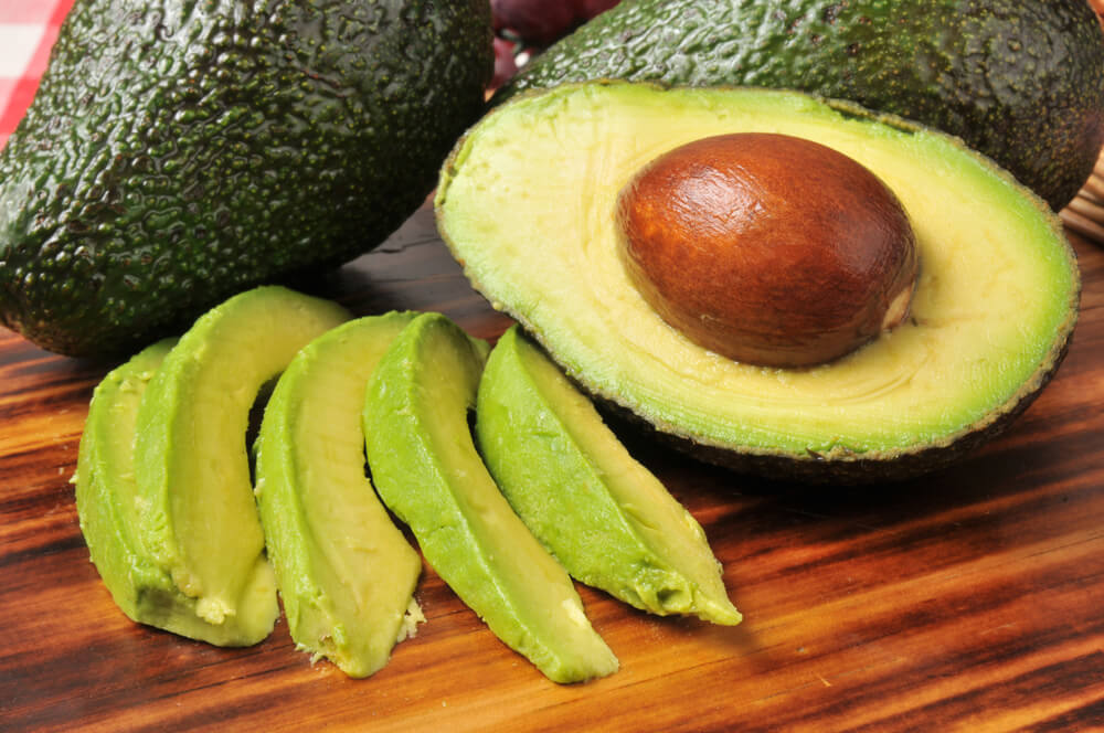Superalimento aguacate.