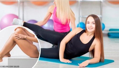 Entrenamiento oclusivo, ejercicios