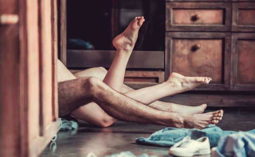 Sexo ex pareja