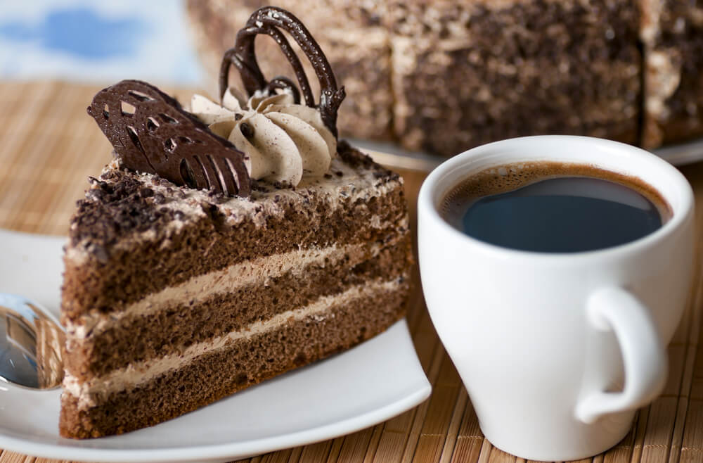 Receta para preparar un delicioso bizcocho de café