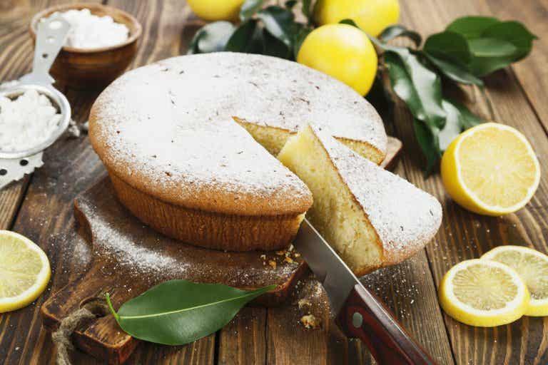 Aprende a preparar una deliciosa torta de limón con crema