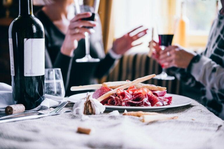 4 recetas perfectas para acompañar con vino