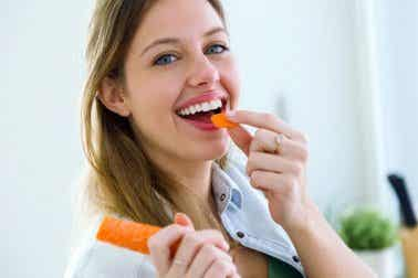 Por qué incluir la zanahoria en tu dieta