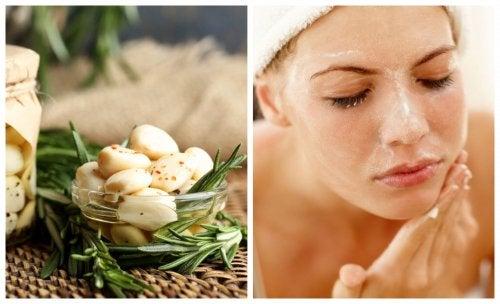 Remedios caseros para quitar el acne y las manchas