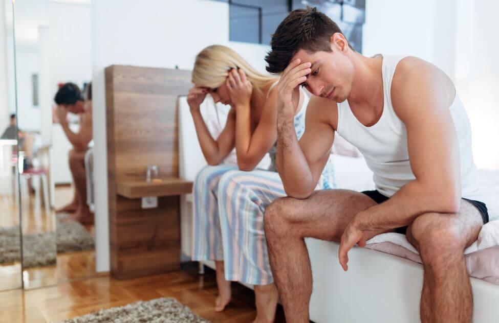 Anorgasmia masculina: qué es y cuáles son sus soluciones