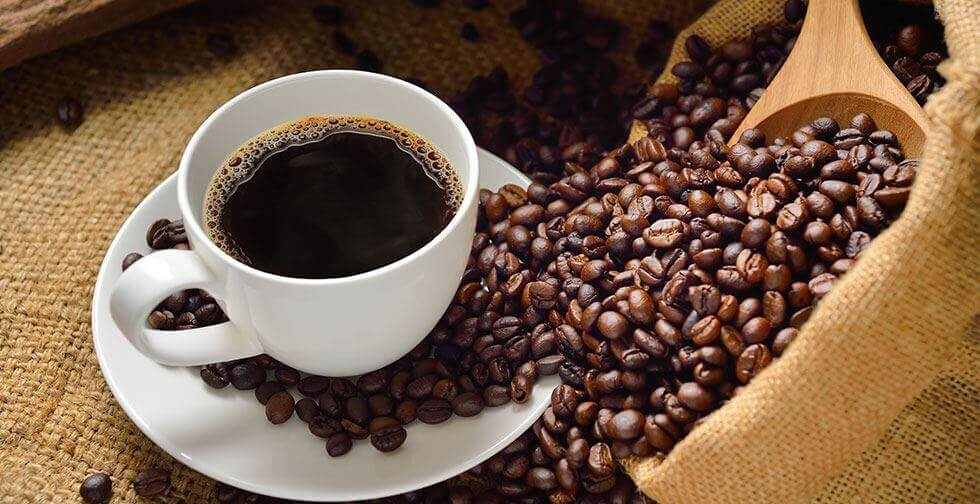 Café en la dieta de Silicon Valley.