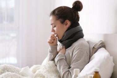 remedio para aliviar la congestión en los bronquios