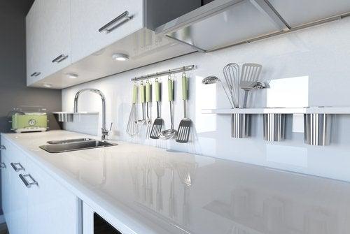 5 formas de mantener la cocina impecable