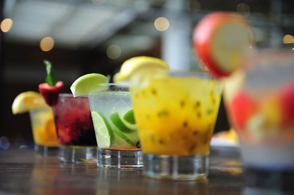 5 cócteles con frutas que puedes hacer