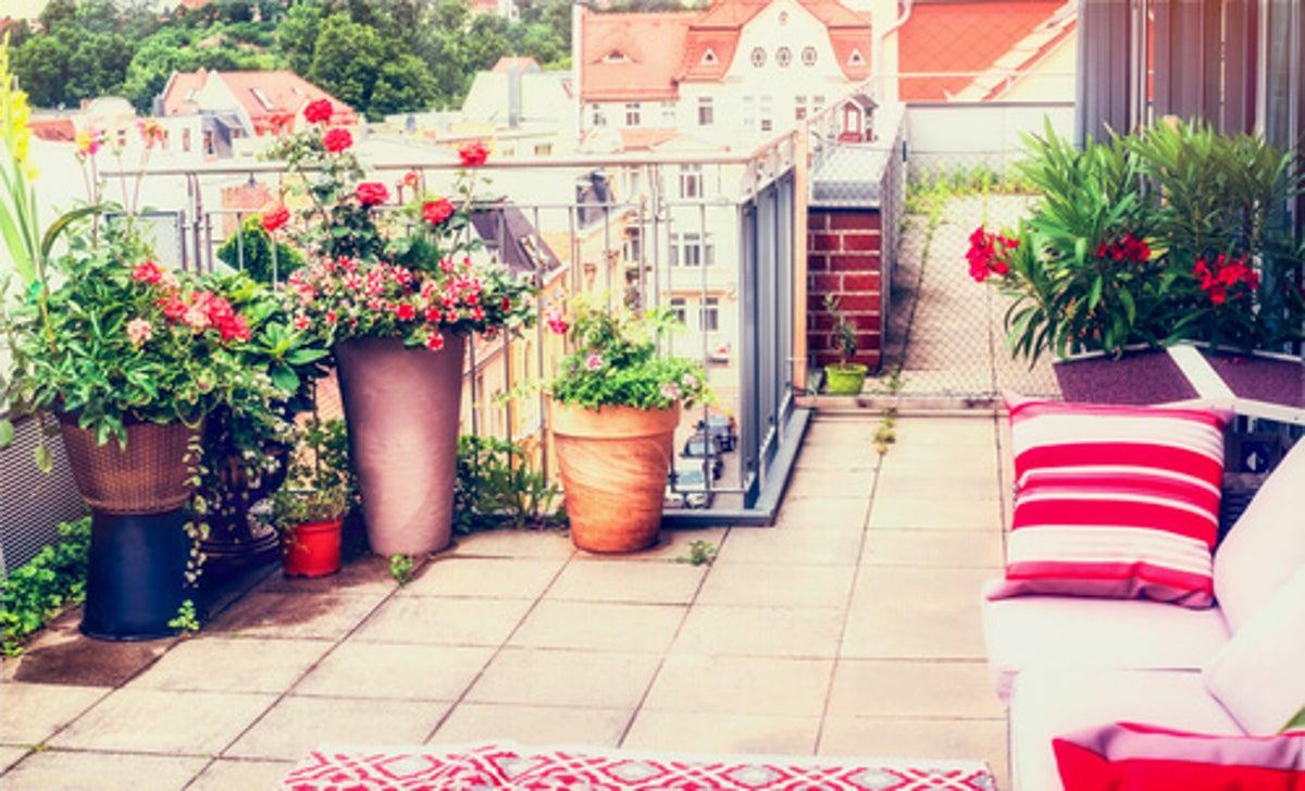 Ideas Para Decorar Una Terraza Urbana Mejor Con Salud