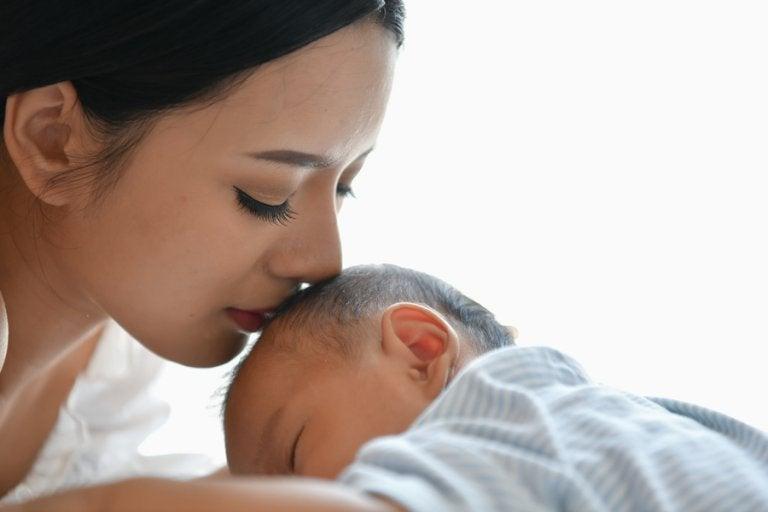El desarrollo emocional en los recién nacidos