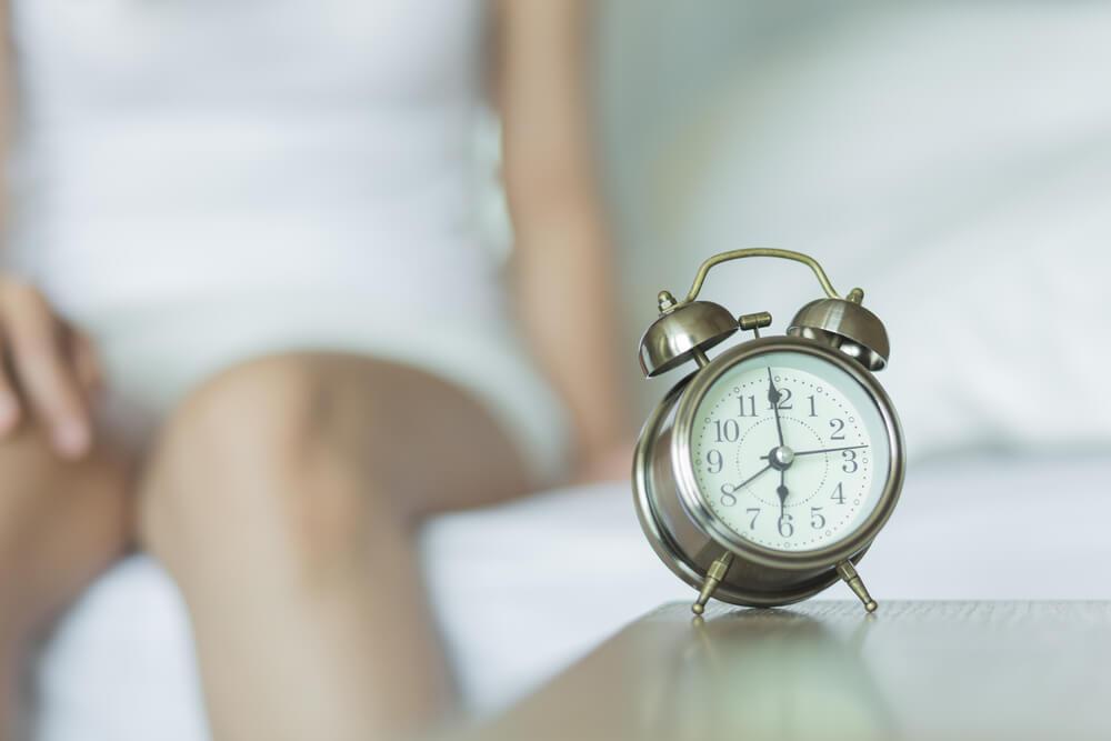 Fijar un horario para dormir