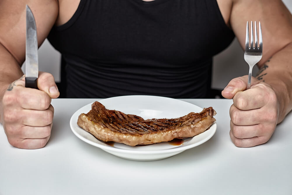 Dieta cetogénica.