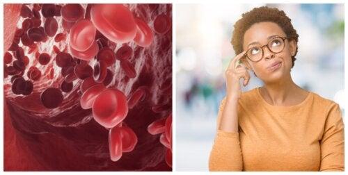 ¿Cuál es la diferencia entre sangre venosa y sangre arterial?