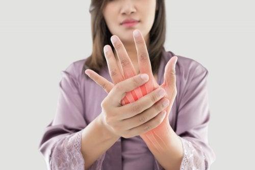 Dolor articular durante el embarazo