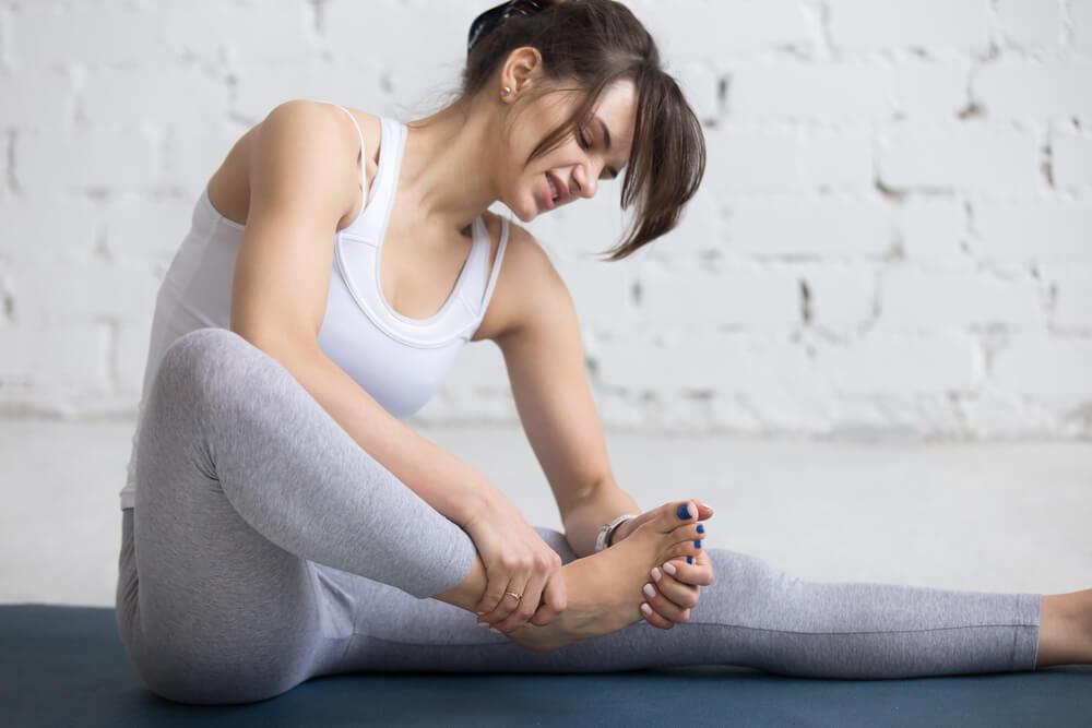 Escuchar a tu cuerpo es necesario para realizar correctamente yoga.