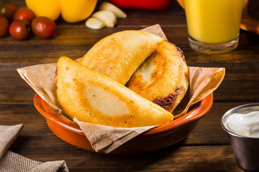 Receta para preparar empanadas cocteleras