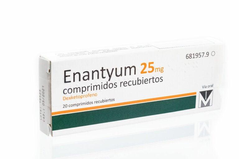 Enantyum, efectos y contraindicaciones